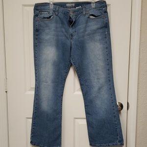 Levi's Bootcut Jeans 16 Short